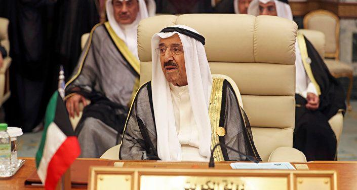 أمير الكويت صباح الجابر الأحمد الصباح