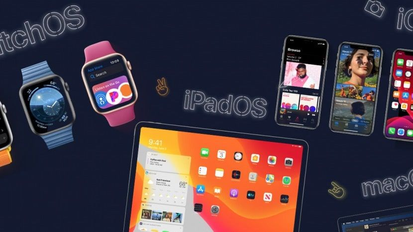مقارنة شاملة بين نظامي iOS 13 وAndroid Q