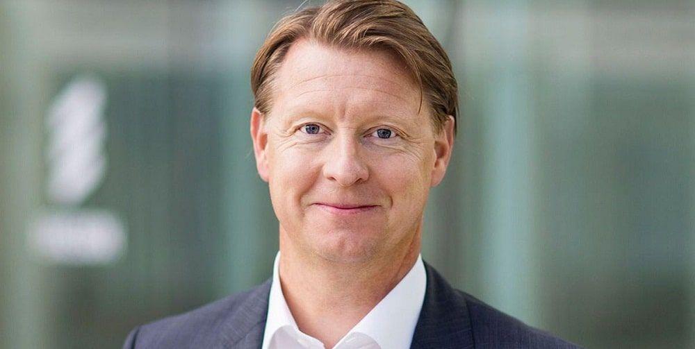 Hans Vestberg: الرئيس التنفيذي لشركة Verizon للاتصالات.