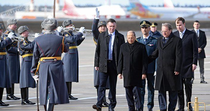 عون في موسكو