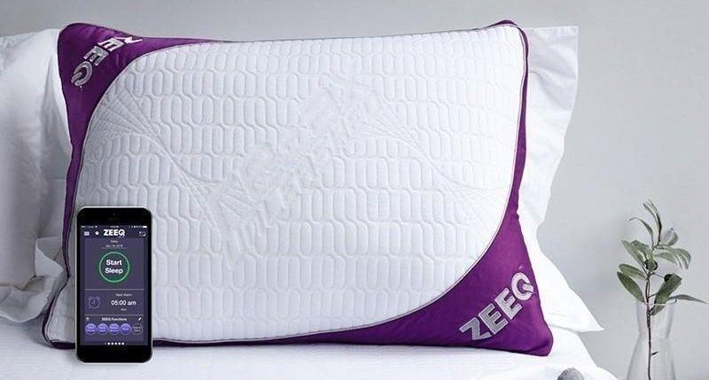 وسادة Zeeq Smart Pillow