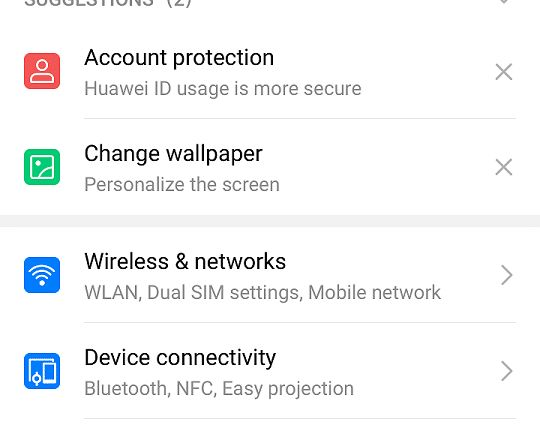 6 حيل مخفية في هاتف هواوي HUAWEI P30 Pro