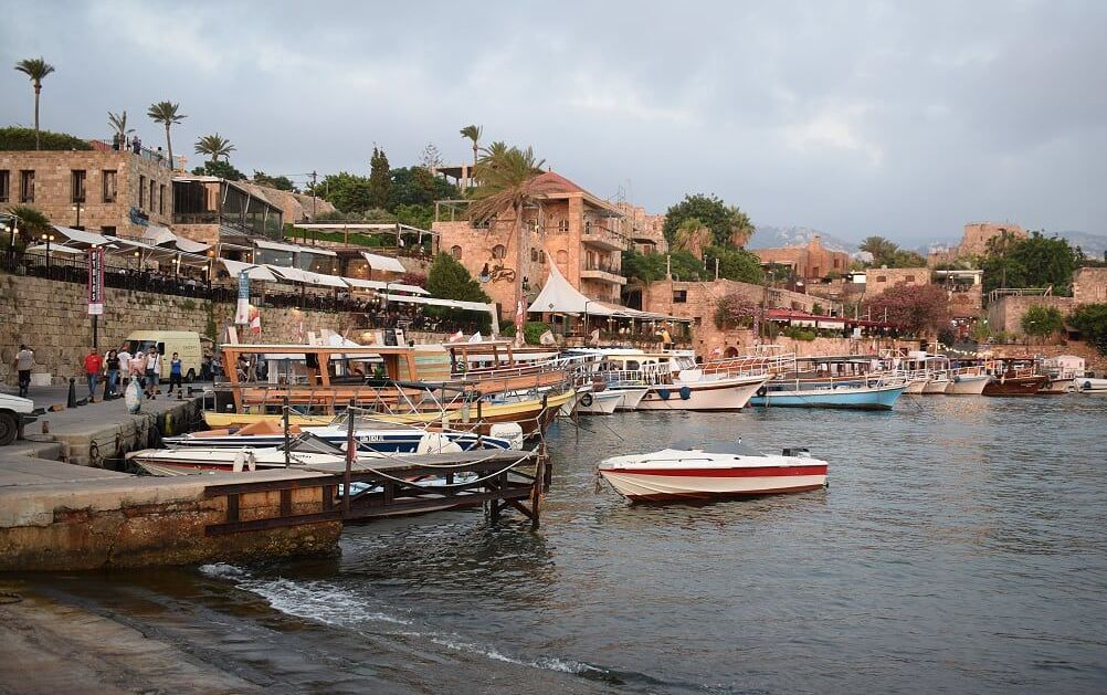 مدينة جبيل اللبنانية