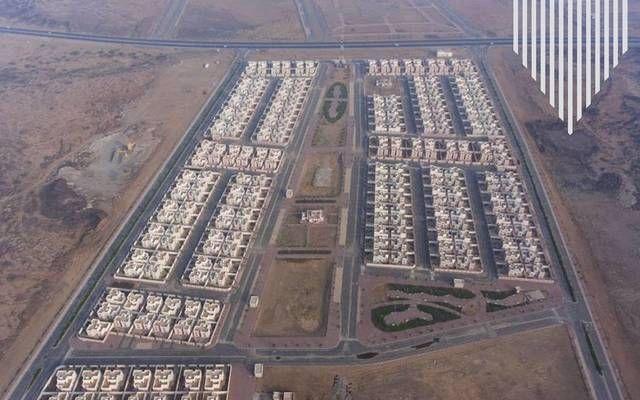 أراض سكنية تابعة لوزارة الإسكان السعودية