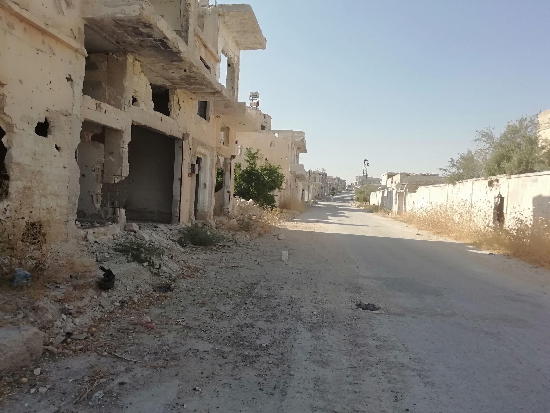 الجيش السوري يسيطر على مدينة مورك