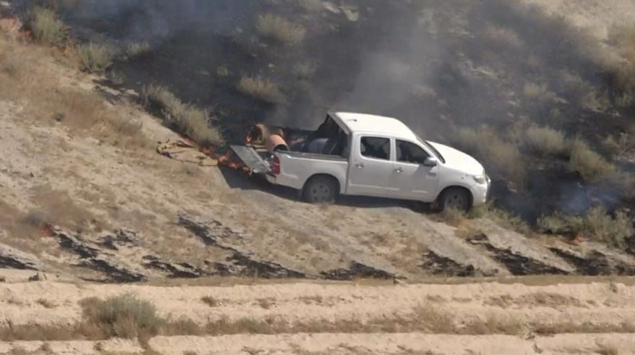 إنزال للقوات العراقية يدمر سبل نقل داعش