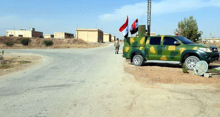 الجيش السوري يستعد للانتشار في المالكية وحقول رميلان ومعبر اليعربية الحدودي مع العراق