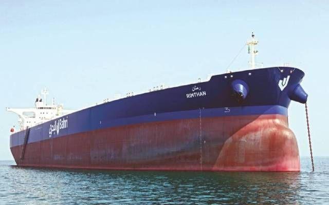 ناقلة نفط تابعة لشركة البحري السعودية- البحري