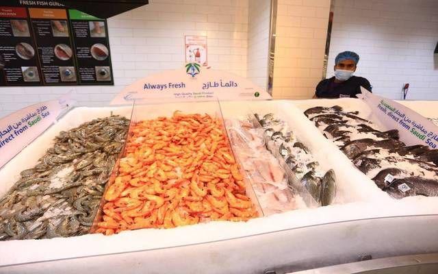 محلات أسماك بالسعودية