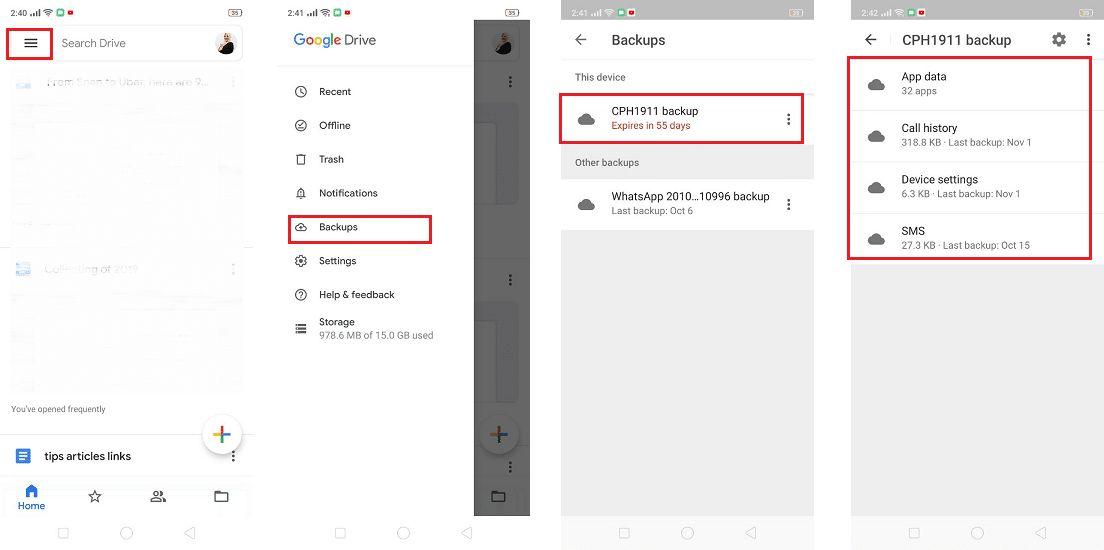 5 خطوات لنقل كل بياناتك من هاتف أندرويد قديم إلى هاتفك الجديد