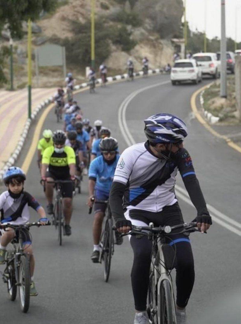 رياضة الدراجات الهوائية في