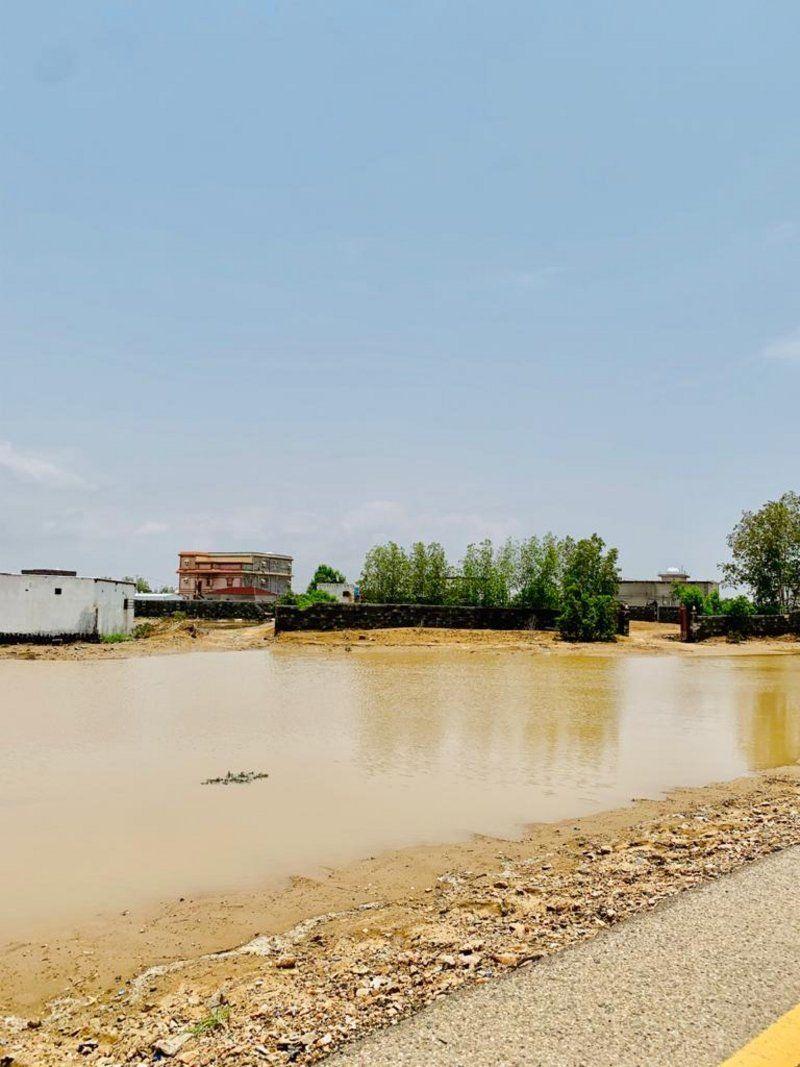 بلدي السهي يجري جولة ميدانية للوقوف على آثار الحالة المطرية بالقرى