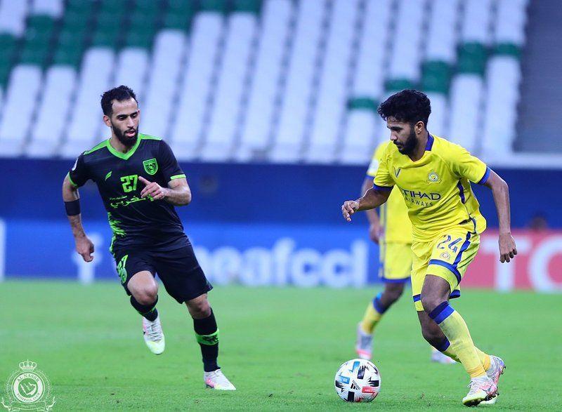 يسير بخطى ثابتة.. حمدالله يعبر بالنصر لربع نهائي دوري أبطال آسيا