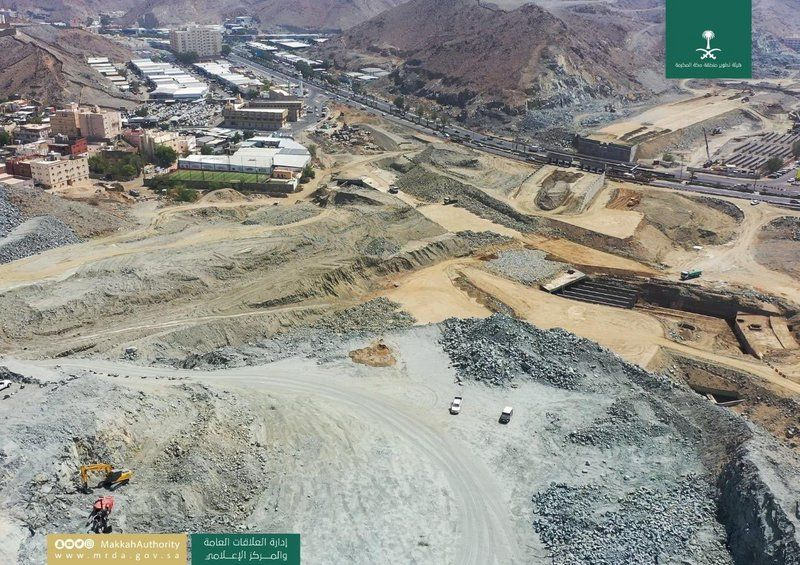 هيئة تطوير مكة تعلن استكمال المرحلة الثالثة من مشروع الدائري الثالث