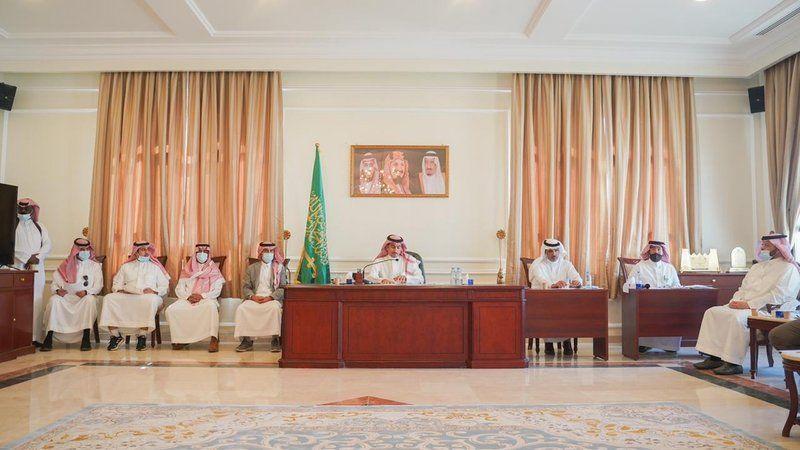 مجلس تطوير خميس مشيط يعقد جلسته الأولى