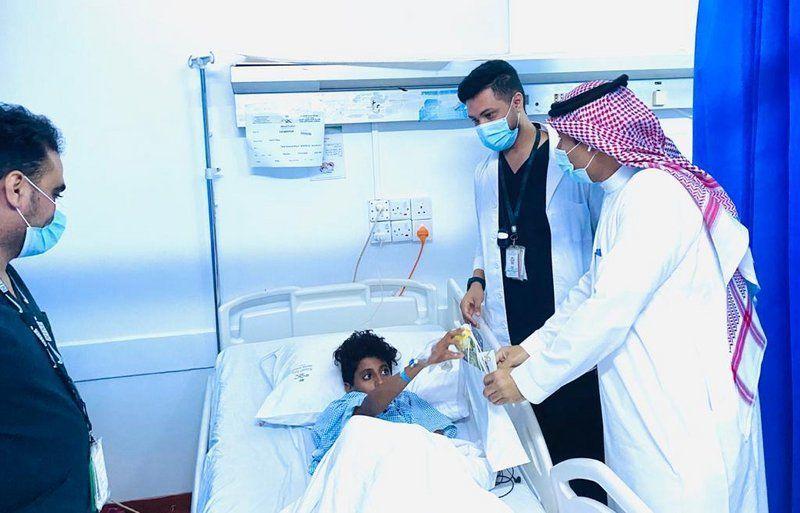 مستشفى صامطة يطلق مبادرة