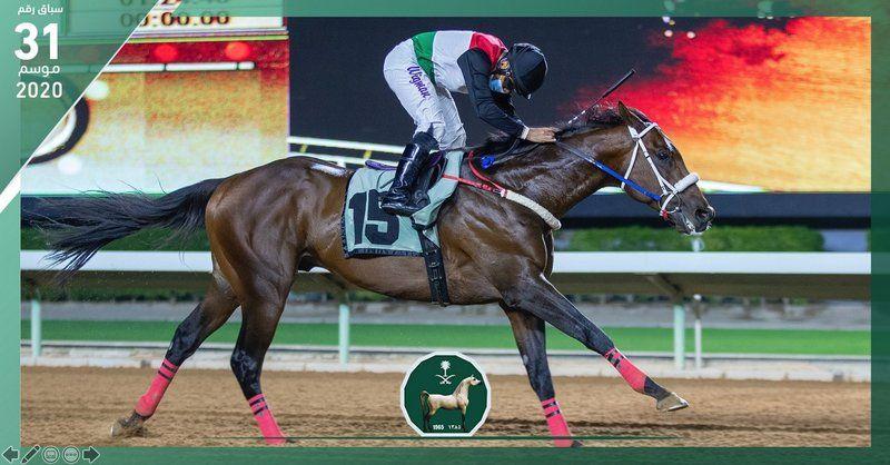 أمير منطقة الرياض يرعى حفل سباق الفروسية