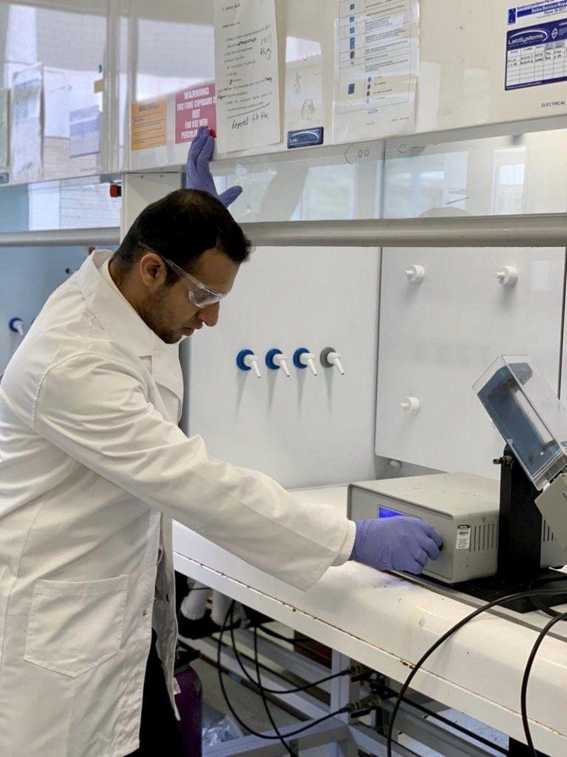 4 براءات اختراع في النانو.. الدكتوراه لـ