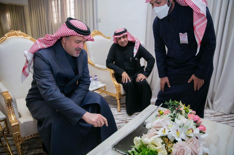 إطلاق الهوية البصرية لميدان الأمير فيصل بن خالد للفروسية بالمجمعة