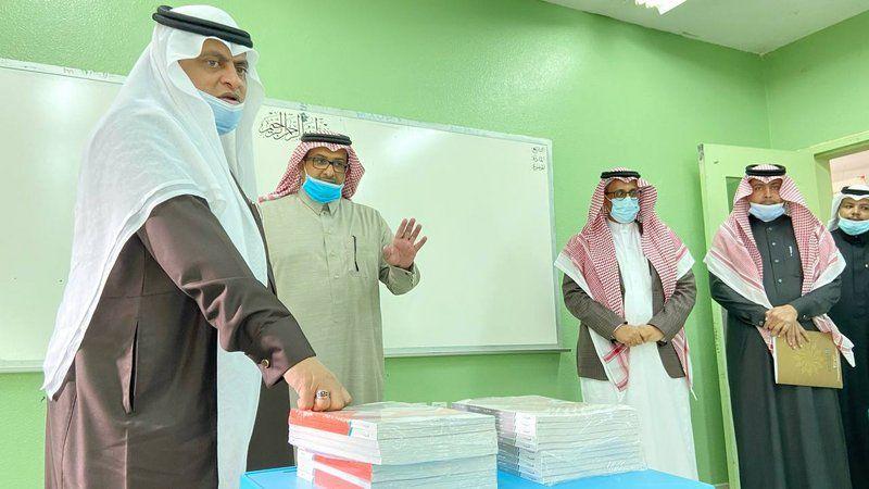انتظام 280 ألف طالب وطالبة بـ 1300 مدرسة عن بعد بتعليم عسير