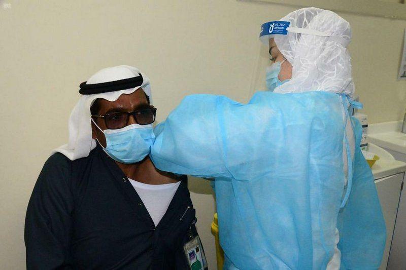 وزارة الدفاع تدشن عدداً من مراكز التطعيم ضد كورونا بمناطق المملكة