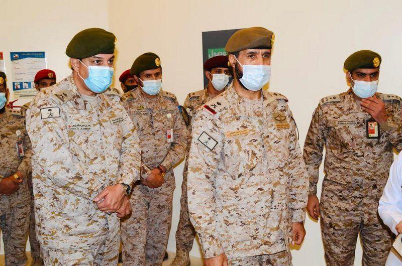 تدشين مركز لقاحات كورونا في مستشفى الأمير منصور العسكري بالطائف