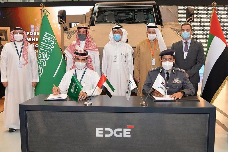 بالصور.. الشركة السعودية للصناعات العسكرية SAMI تختتم مشاركتها في معرض