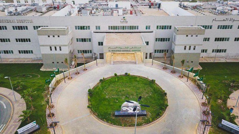 غداً.. بدء الانتقال لمستشفى المخواة الجديد بسعة 200 سرير