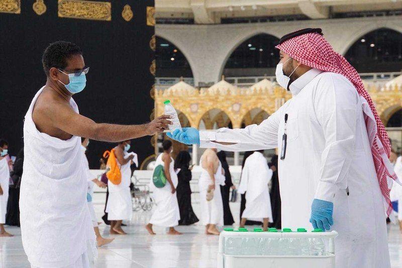 منظومة خدمية متكاملة بالحرم لصلاة آخر جمعة قبيل رمضان