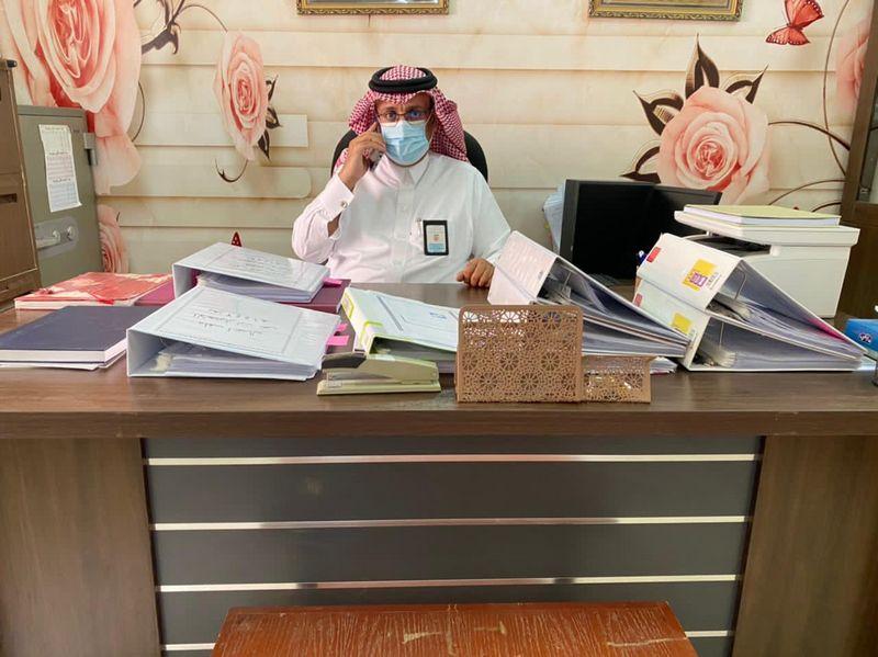 العلكمي يتفقّد سير اختبارات مدارس الحد الجنوبي.. والأولياء يشيدون بمدرستي