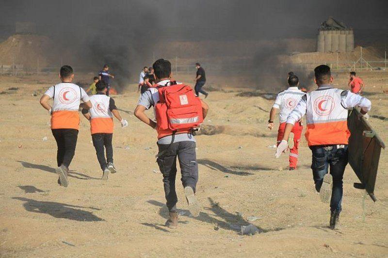 اللجنة الإسلامية للهلال الدولي تدين العدوان الإسرائيلي على الشعب الفلسطيني