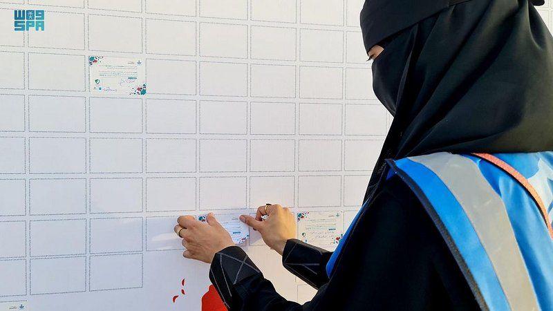 جسر الملك فهد.. مبادرات توعوية تتزامن مع رفع قيود السفر