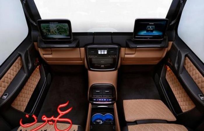 """بالفيديو والصور : """"مرسيدس"""" تعلن عن سيارة جديدة لن تنتج منها سوى 99 نسخة"""