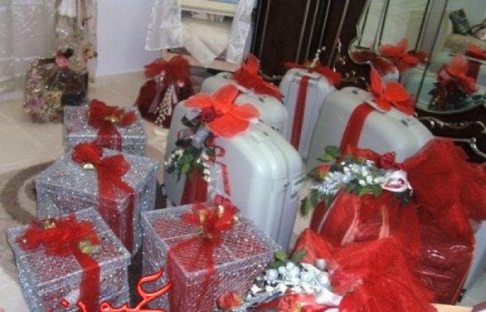 بالصور الفرق بين جهاز العروسة الخليجية وبين جهاز العروسة المصرية