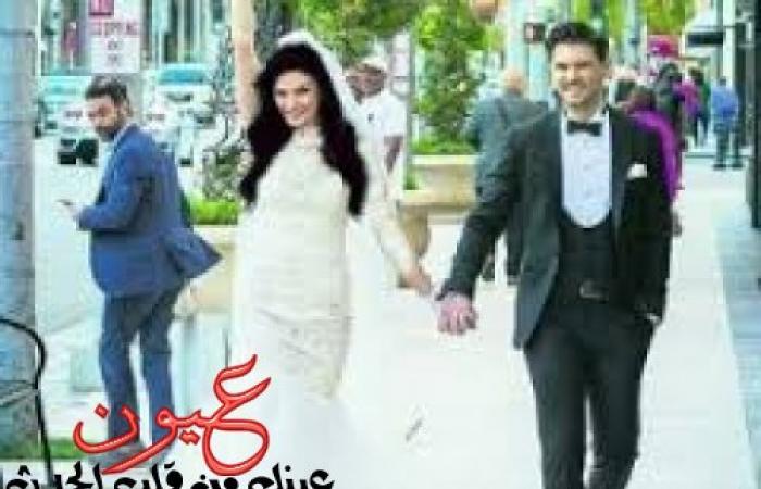 """تعرف على اغرب شرط في عقد زواج قام بكتابتة الممثل التركي الشهير «سايشمان» بينة وبين زوجتة """" ملكة جمال البانيا """""""