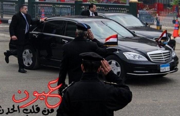 """""""العصابة المقنعة"""" تستولي على سيارة تابعة لرئاسة الجمهورية في كرداسة"""