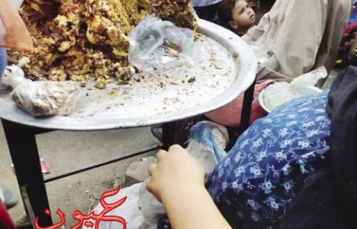 بالصور || بواقي الطعام || إقتصاد جديد ينشط في مصر .. تعرف علي أسعارها