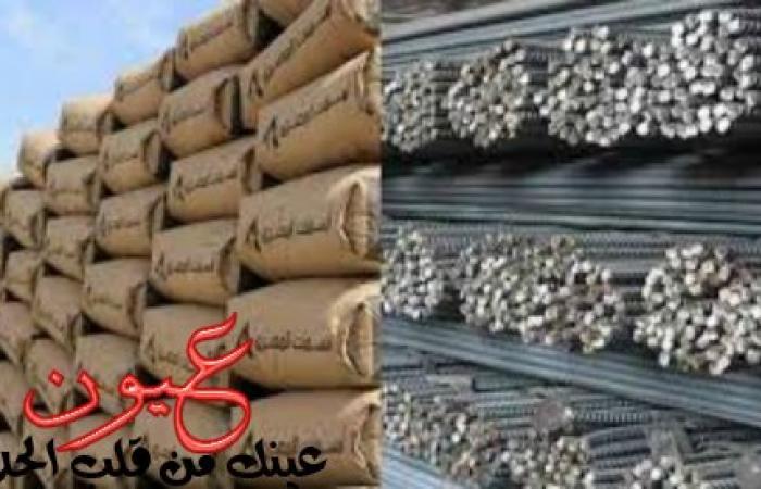 سعر الحديد والاسمنت اليوم السبت 17/6/2017 بالأسواق