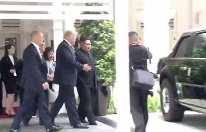 """تفاخر بها ترامب أمام كيم.. ماذا تعرف عن """"وحش"""" الرئاسة الأمريكية؟ (صور وفيديو)"""