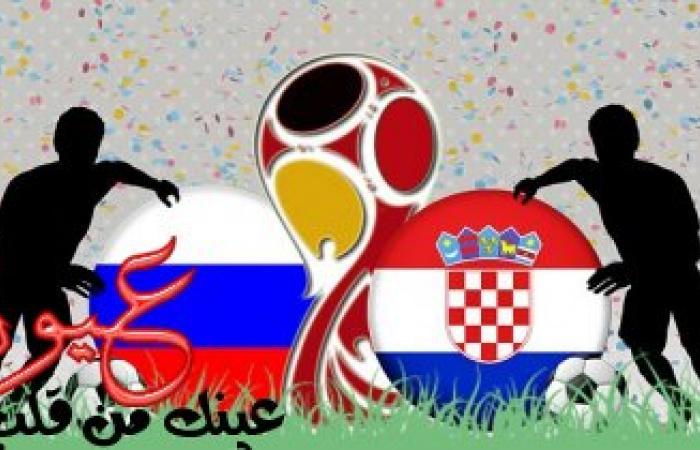 موعد نهائي كأس العالم 2018 بين فرنسا وكرواتيا، الملعب والقنوات الناقلة