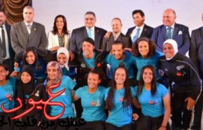اليوم ..بعثة الأولمبياد الخاص لكرة القدم النسائية تصل القاهرة بعد برونزية شيكاغو