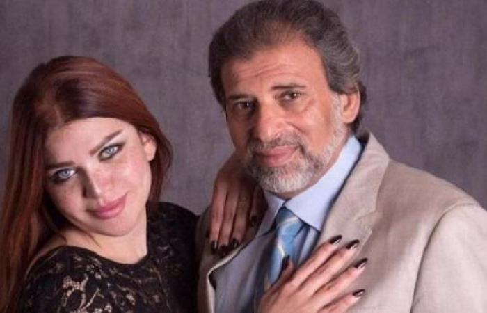 «ياسمين الخطيب» ترد على إنكار «خالد يوسف» الزواج منها بنشر صور جديدة