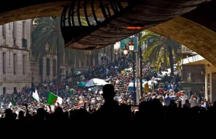 سابقة لم تحدث من قبل منذ انطلاق الاحتجاجات في الجزائر
