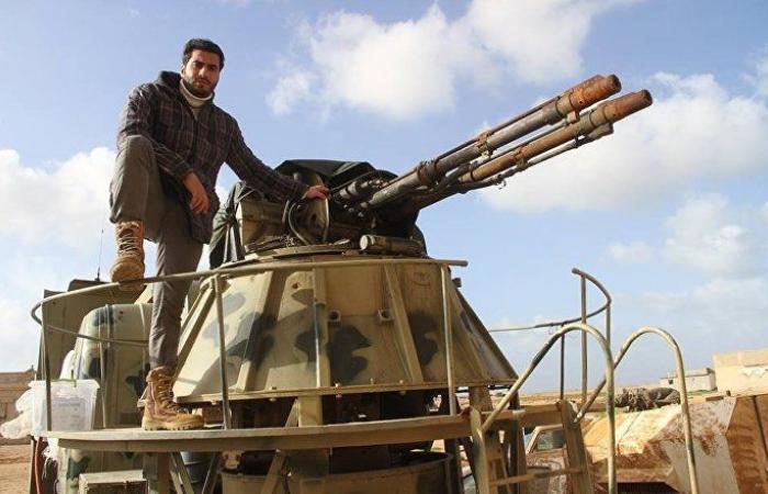 الجيش الليبي يسيطر على منطقة القطرون جنوبي البلاد