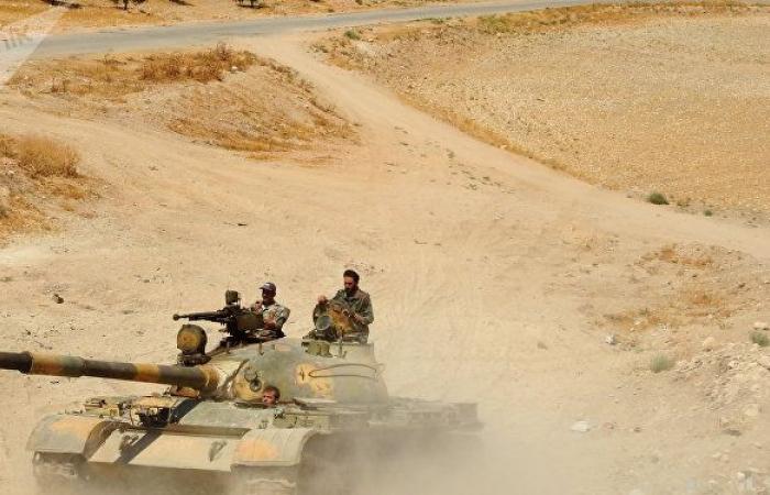 موقع: الجيش السوري يحضر لعملية في ريف حماة الشمالي ردا على الخروقات