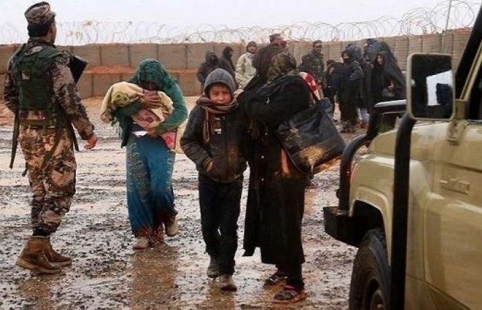 473 سوريا عادوا الى بلادهم من الاردن خلال الـ 24 ساعة