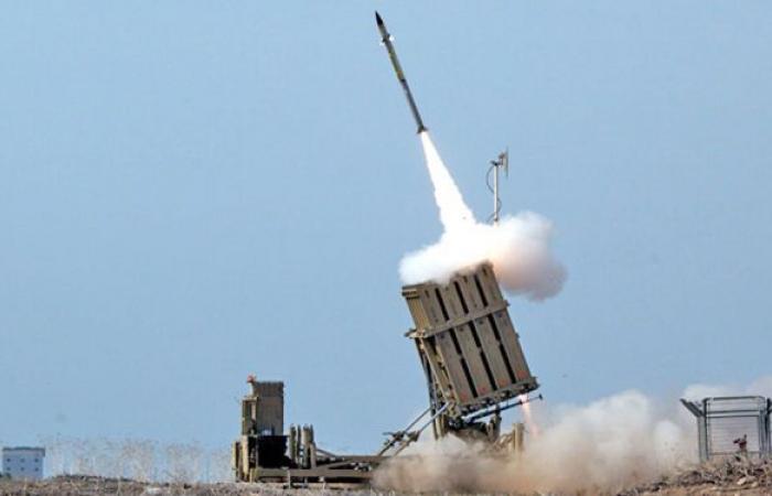 تدريب دفاع صاروخي للجيش الأمريكي في إسرائيل