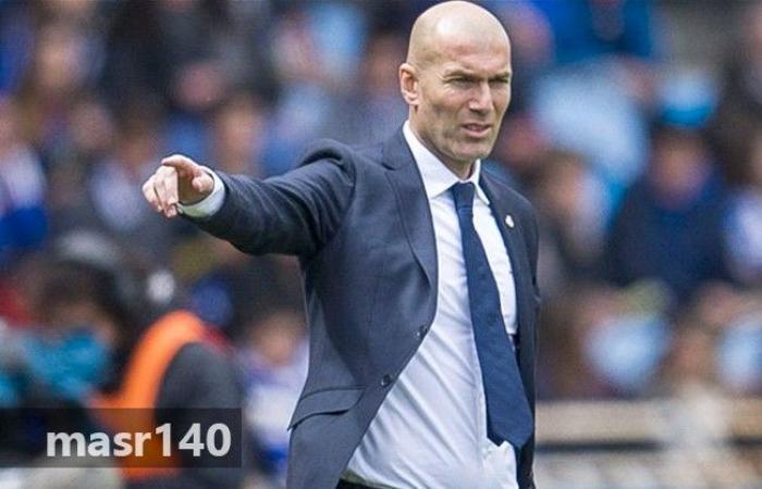 رسميا.. زيدان يعود لتدريب ريال مدريد بعد 9 أشهر