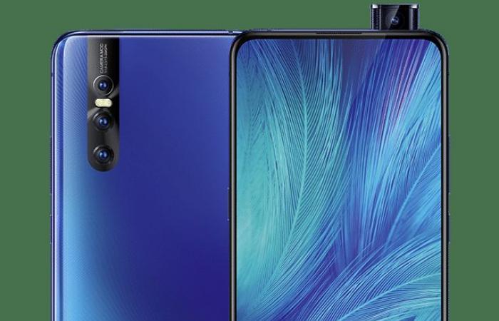 فيفو تعلن عن Vivo X27 مع 3 كاميرات خلفية وأمامية منبثقة