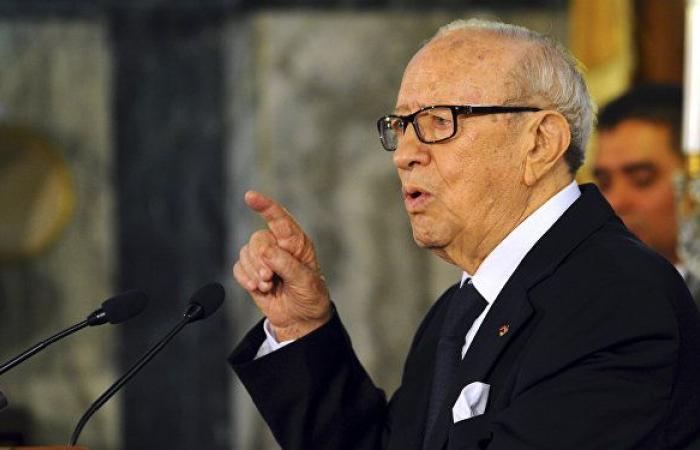 الرئيس التونسي يدعو لتعديل دستوري يقلص سلطات رئيس الحكومة